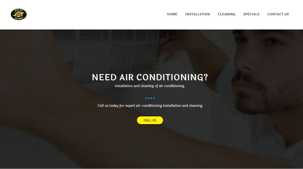 air conditioning install service