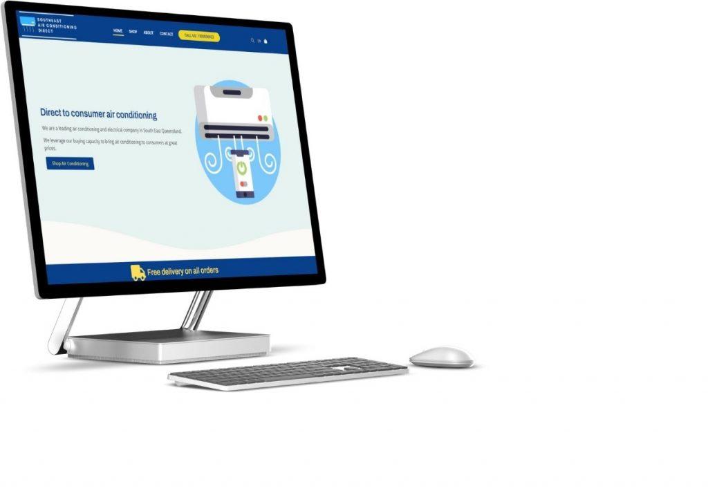 website design by pogo